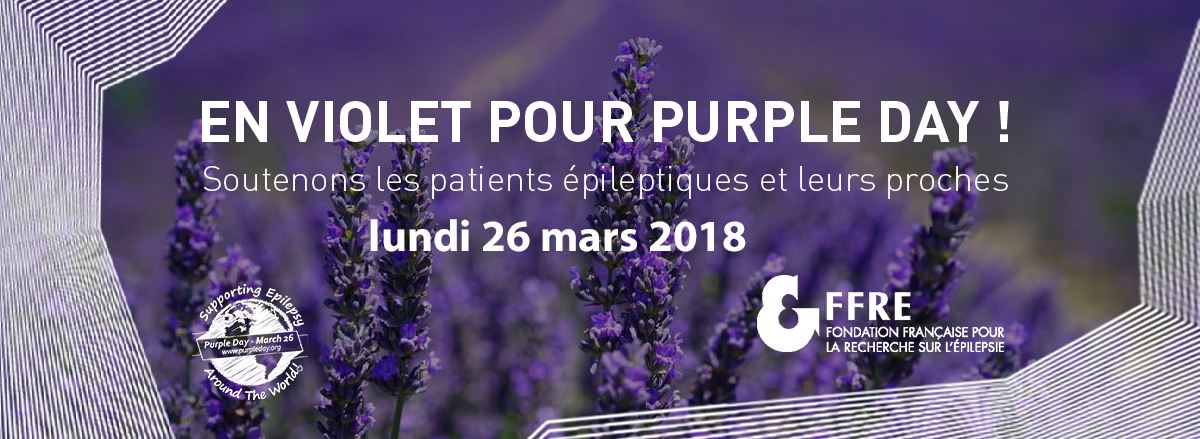 Lavande purple day
