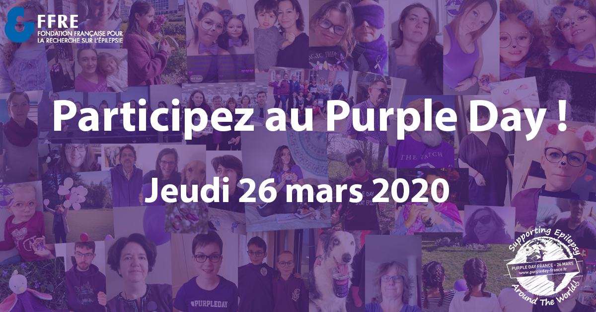 Purple day 2020